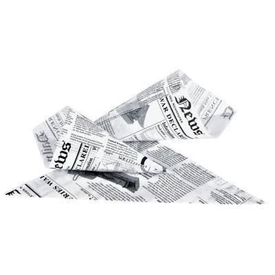 carta oleata per alimenti cono carta oleata sta giornale 150g 18x25cm pack da