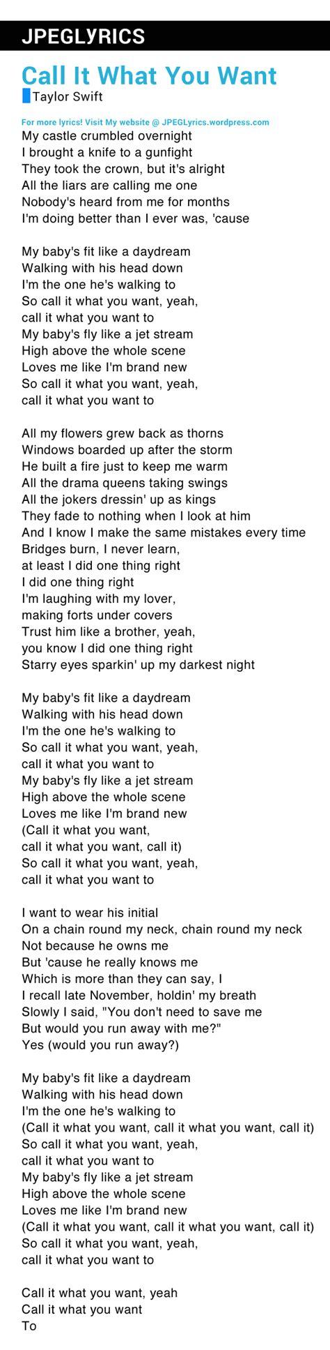 taylor swift call it what you want lyrics download call it what you want by taylor swift lyrics jpeg lyrics