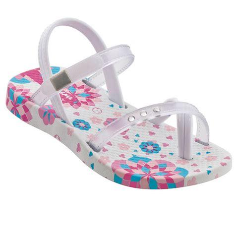 Ipanema Sandal Baby ipanema premium baby sandal white blue was schickes