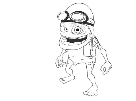 silly frog coloring page 100 frog coloring pictures kids coloring trend frog