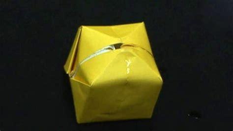 Origami Bomb - ikuzo origami
