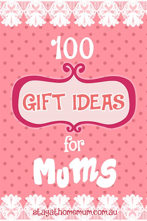 gift ideas for mums 100 gift ideas for