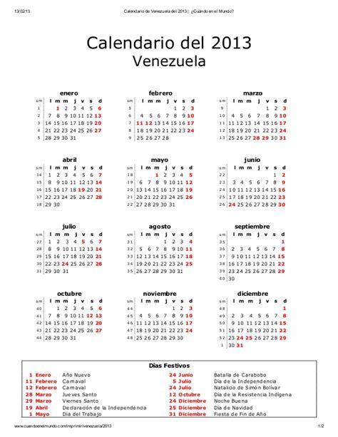 calendario 2013 mundonets calendario de venezuela del 2014 cundo en el mundo