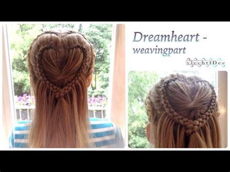 Leuke Haarstylen by Woven Dreamheart Hairstyle Geweven Droomhart Kapsel