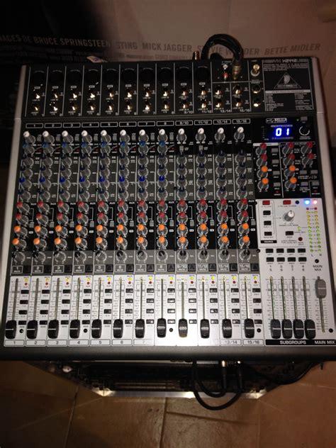 Mixer Behringer 2442fx behringer xenyx 2442fx image 1078113 audiofanzine