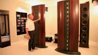 Infinity Speakers History Building A New Room Part 6