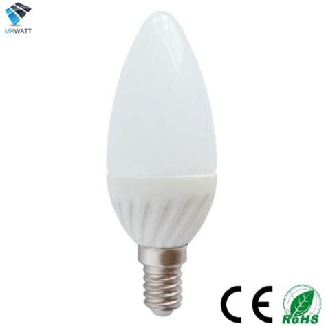 Led Light Candle Bulb E14 3w Warm White 3000k Color Inexpensive Led Light Bulbs