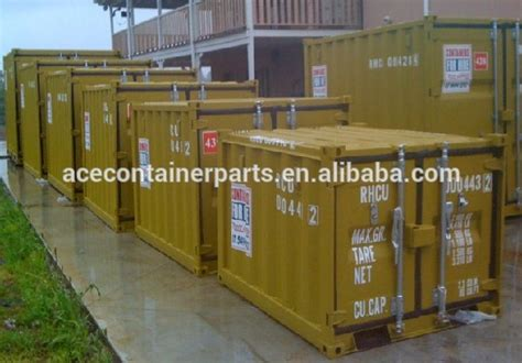 overseas shipping container ft mini container  sale