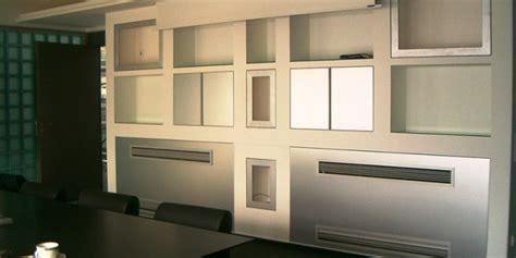pareti con mensole parete in cartongesso con mensole right brain design co
