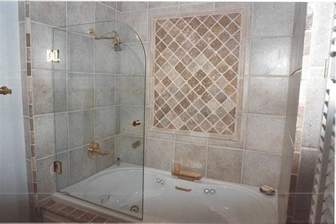 Bathtubs With Glass Shower Doors Frameless Glass Tub Shower Doors Useful Reviews Of Shower Stalls Enclosure Bathtubs And