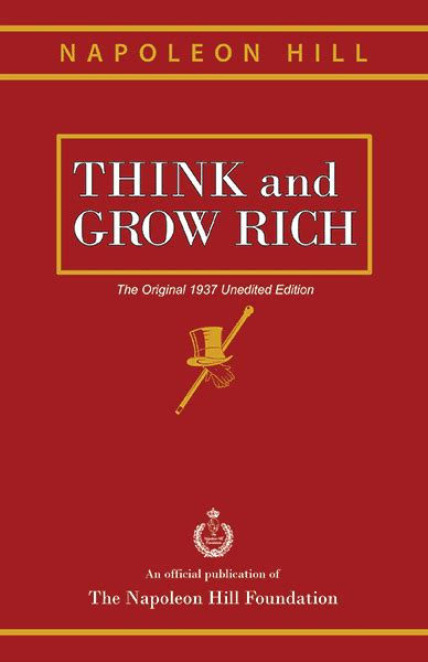 think and grow rich 1937 edition ebook think and grow rich napoleon hill foundation