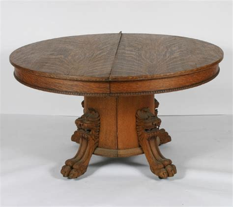 antique oak table antique oak pedestal table starrkingschool oak