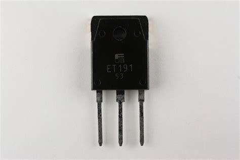 et191 transistor datasheet et191 transistor datasheet 28 images et191 fuji datasheet et191 power darlington transistor