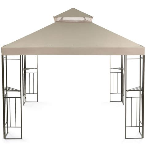 Gazebo Awning Replacement jcpenny 2011 garden gazebo replacement canopy garden winds
