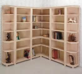 corner bookcase plans corner bookcase for your storage solutions modern home