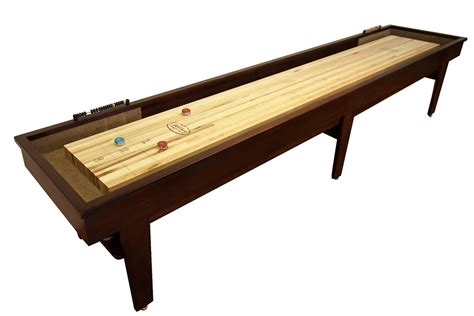 Mcclure Tables 16 foot patriot shuffleboard table mcclure tables