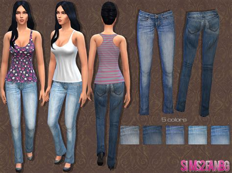 sims 2 clothing the sims resource sims2fanbg s 05 female casual set