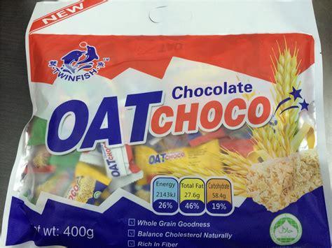 Oat Choco fish oat choco chocolate end 11 19 2017 8 15 pm