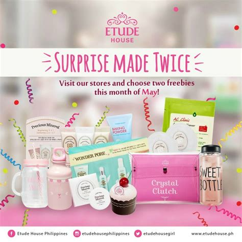 Etude House Dbl 602 etude house the freebies for may barat ako