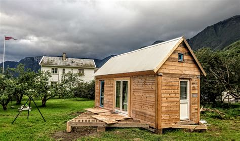 houses in norway g 248 ran johansen s tiny home in norway with plans