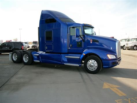 kenwood t660 2008 kenworth t660 stocknum st7130 nebraska kansas iowa