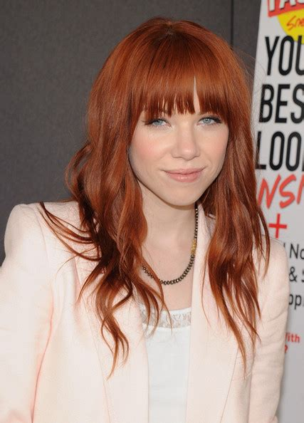 news about carly rae jepsens new shorter haircut carly rae jepsen hair looks stylebistro