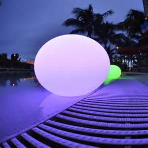 led outdoor lighting flatball xl led outdoor indoor l by smart green