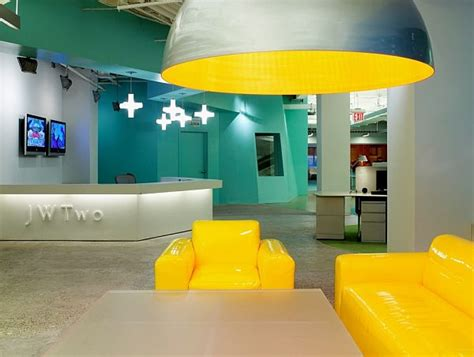 Advertising Agency Office Interiors by The Jwt Advertising Agencies Design By Clive Wilkinson