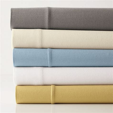 Good Cotton Sheets | good cotton sheets organic cotton jersey bedding goodglance