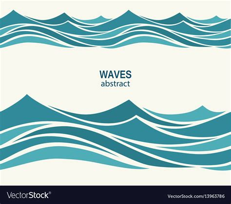 marine stock vector lowe waves blue waves individual zakynthos blue waves 2018 7 nopți 3