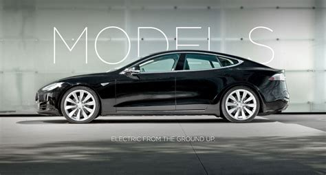 Range Tesla Elon Musk Will Unveil A Software Update For Tesla Model S
