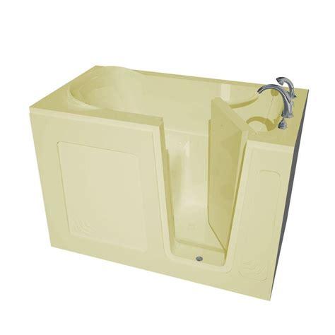 4 5 ft bathtub universal tubs 4 5 ft right drain walk in bathtub in