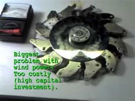 coil winding generate home electricity permanent magn