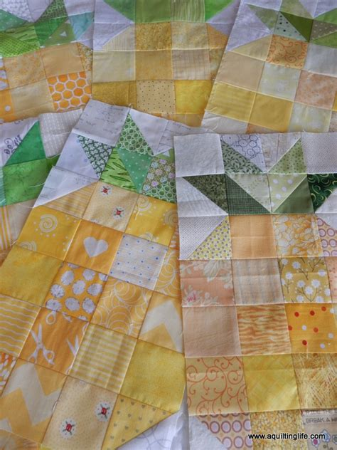 Pineapple Quilt Tutorial by Pineapple Quilt Blocks A Quilting A Quilt