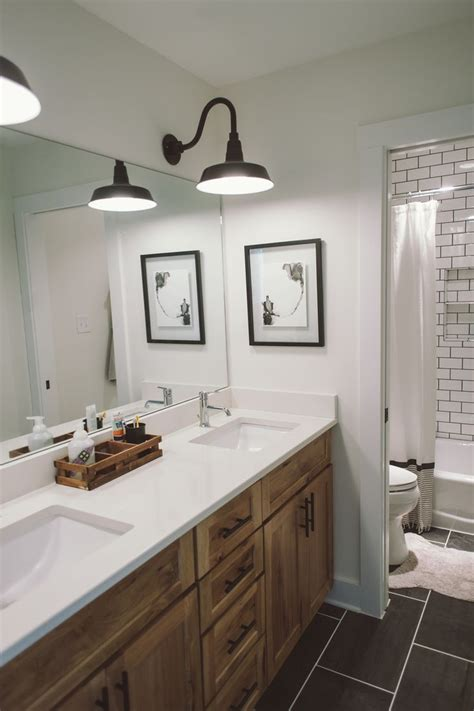 modern farmhouse bathroom 17 best ideas about bathroom fixtures on pinterest diy