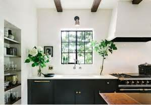 For quot black and white kitchens quot ikan installations kitchen design