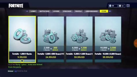 fortnite store how to get free fortnite shop items new