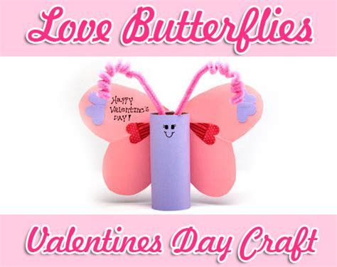 quot butterflies quot valentines day craft christianity cove