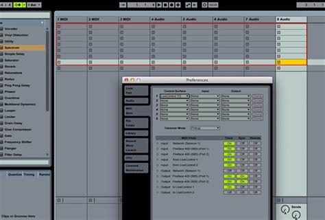 touchosc templates ableton using touchosc on ios to ableton live tuts
