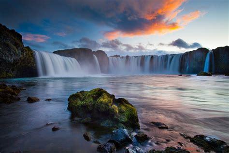 imagenes mas vistas y bonitas bonitas cascadas vistas al amanecer 67444