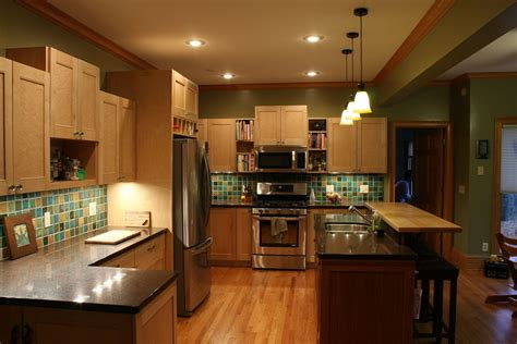 maple kitchen furniture custom birds eye maple kitchen cabinets by cris bifaro