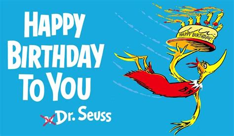 Happy Birthday Dr Seuss Quotes Dr Seuss Quotes Birthday Image Quotes At Relatably Com