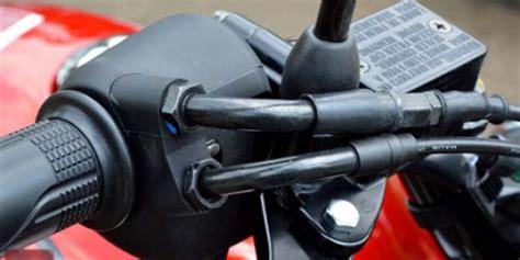 Kabel Gas Motor tips melumasi kabel gas sepeda motor merdeka