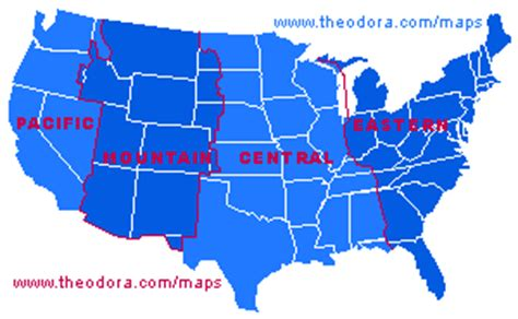 us population by time zone map abc maps of the united states of america flag map