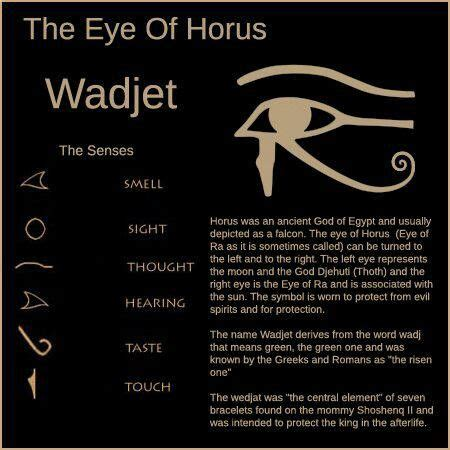 right meaning the eye of horus may have to copy you someday karli