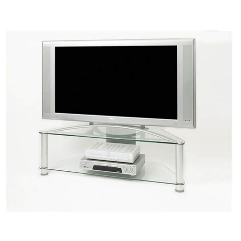 Top Of Tv Shelf by 17 Best Images About Clear Glass Tv Stands On