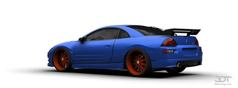 When The Lights All Shine 3dtuning Of Mitsubishi Eclipse Coupe 2003 3dtuning Com