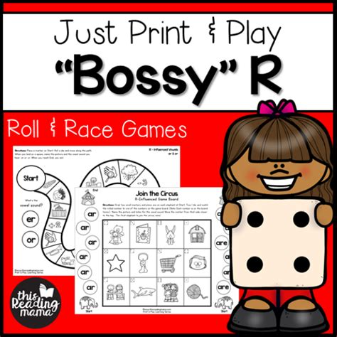 Bossy R Coloring Page by Color The Chunk Bossy R Phonics Pages This Reading