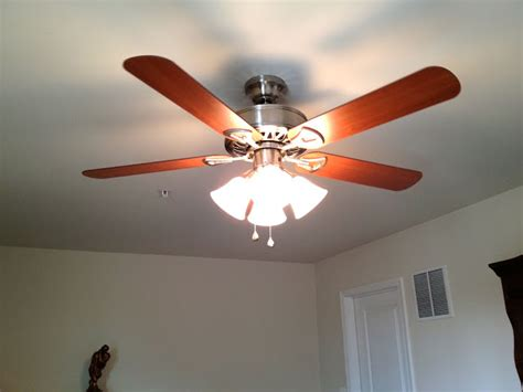 hunter louden ceiling fan ceiling fans and chandelier installed dreaming of a