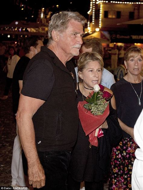 barbra streisand is married to barbra streisand s date night with her husband james